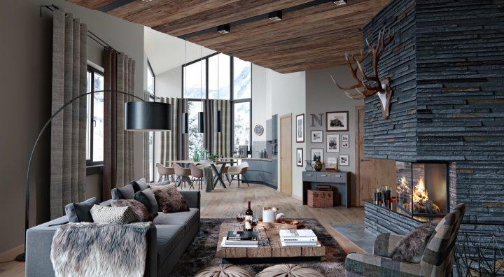 3d immobilien visualisierung innenarchitektur render vision. Black Bedroom Furniture Sets. Home Design Ideas