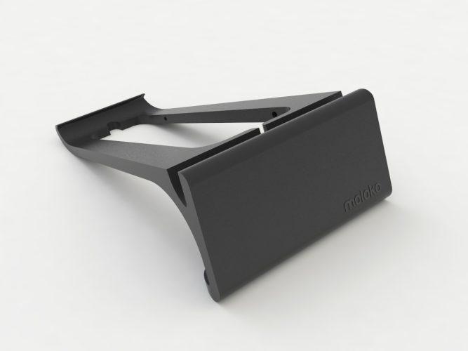 iPad-Ständer schwarz