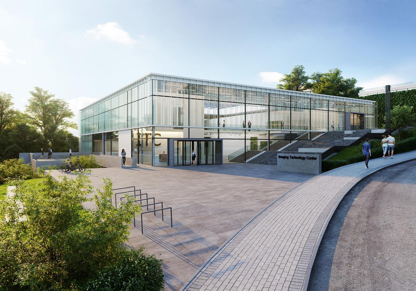 Architekturvisualisierung embl heidelberg render vision - Renderings architektur ...