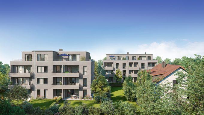 Architekturvisualisierung von Gebäuden in Berlin