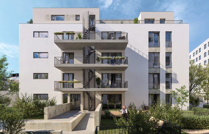 Visualisierung der Architektur in Hamburg, Müchnen, Berlin