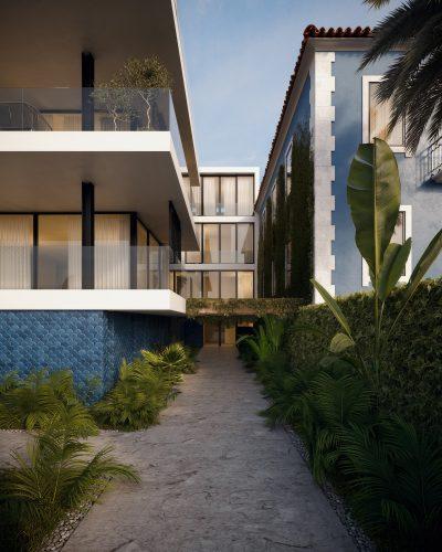 architekturvisualisierung und rendering