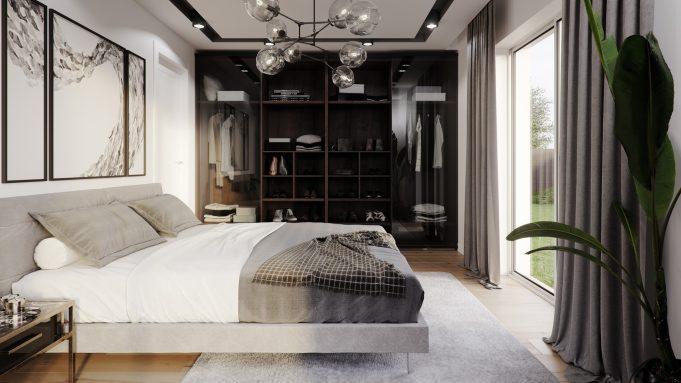 Schlafzimmer Visualisierungen